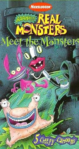 Настоящие монстры / Aaahh!!! Real Monsters